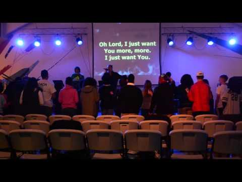 I Just Want You More- Bethel Music