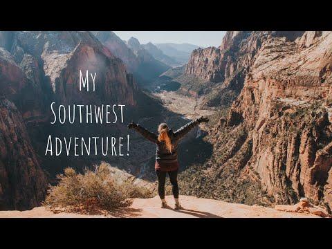 My Southwest Adventure