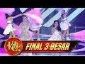 Opening Badai 3 Besar Delima & Janeta Janet [LAGI SYANTIK] - Final 3 Besar KDI (25/9)