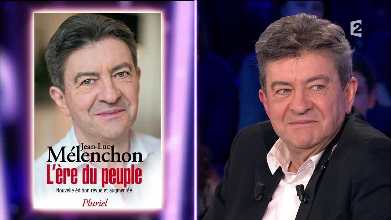 Jean-Luc Mélenchon - On n'est pas couché 20 février 2016 #ONPC