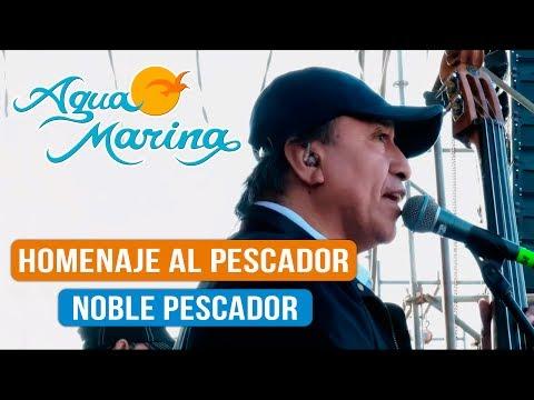 Agua Marina - Homenaje Al Pescador (En Vivo)