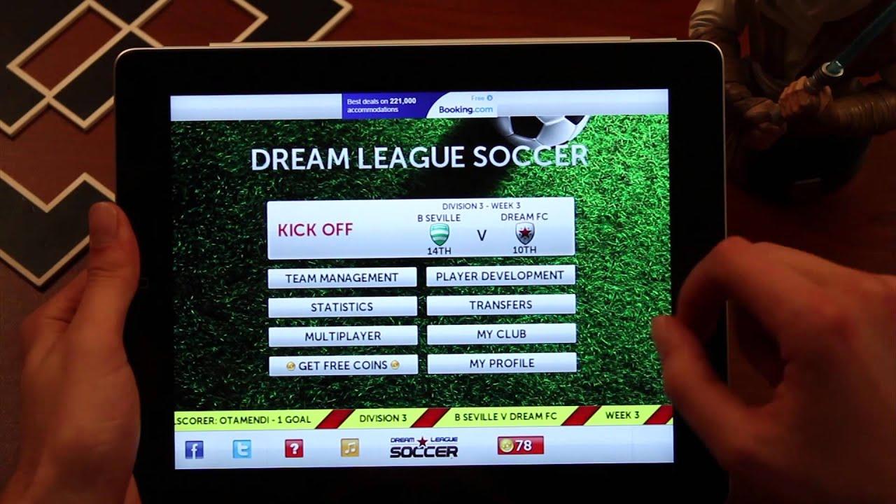 Mobil oyun dream league soccer ios hd youtube