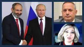 Paşinyanın Putinə buynuz çıxarmağa potensialı yoxdur - Əli Əliyev