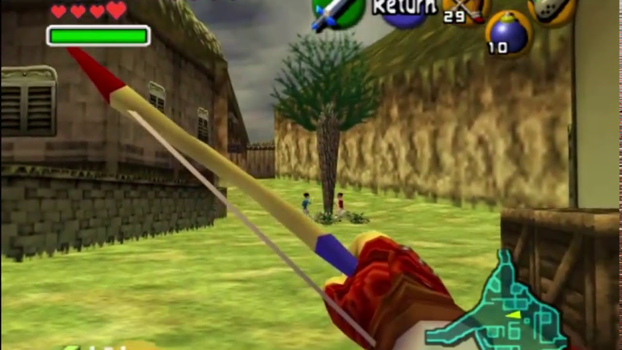 Ocarina of Time @ 60 FPS