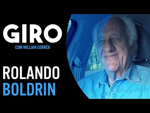 Giro Com Willian Corrêa | Rolando Boldrin | #41