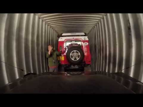 Land Rover Tropical Rainforest Expedition 2015 Trailer