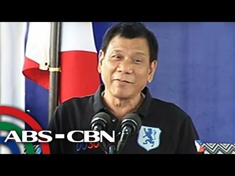 TV Patrol: Tulong mula China, ibubuhos sa Basilan -- Duterte