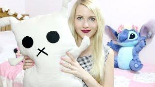 Easter/spring Diy: Bunny Rabbit Pillow (no Sew) | Rebecca Coco