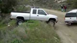 me towing a stuck truck trabuco canyon ca