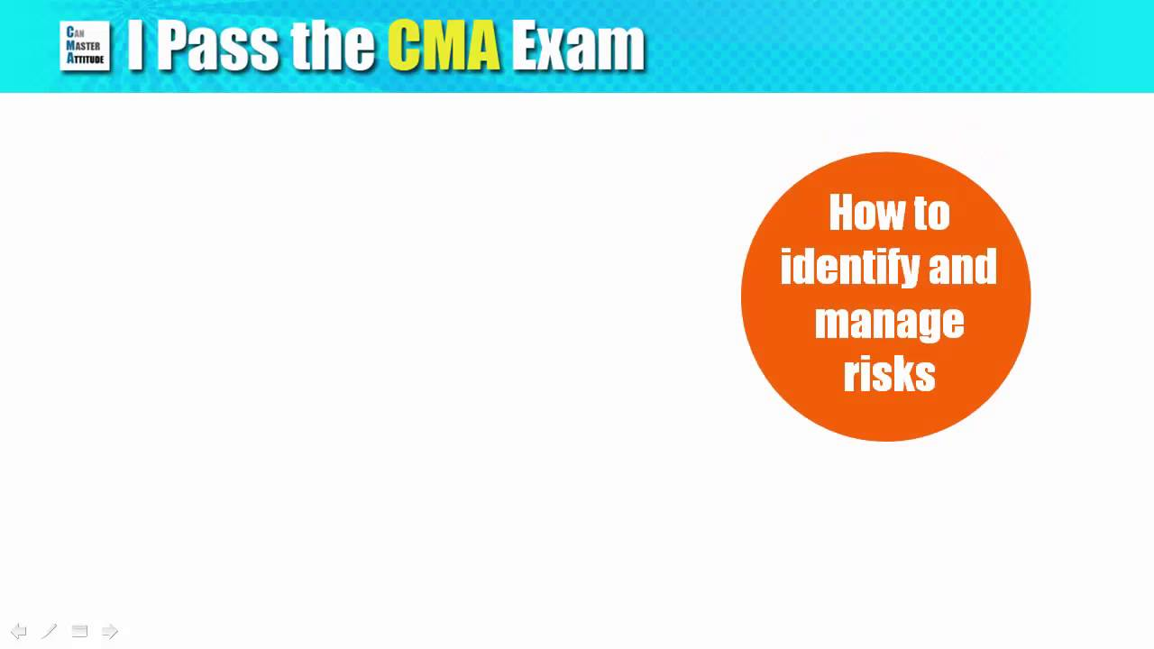 CMA Exam Part 2: Certified Management Accountant Exam Part 2