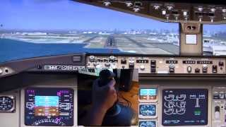 FS2004 HOW TO FLY B777 (Without FMC) 2/2