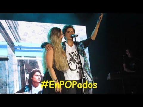 """Showcase EMILIO MARCOS agradece a NIURKA MARCOS y JUAN OSORIO + canta """"Viernes Otra Vez"""" #EnPOPados"""
