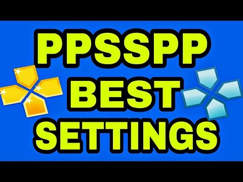 Best PPSSPP Settings For Android-Solve Hang Problem-No Lag At All Games