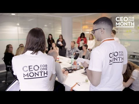 Qu'est-ce que le Bootcamp de CEO for One Month ?