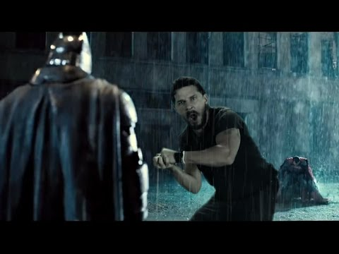 Batman & Shia Labeouf v Superman : Dawn Of Do It