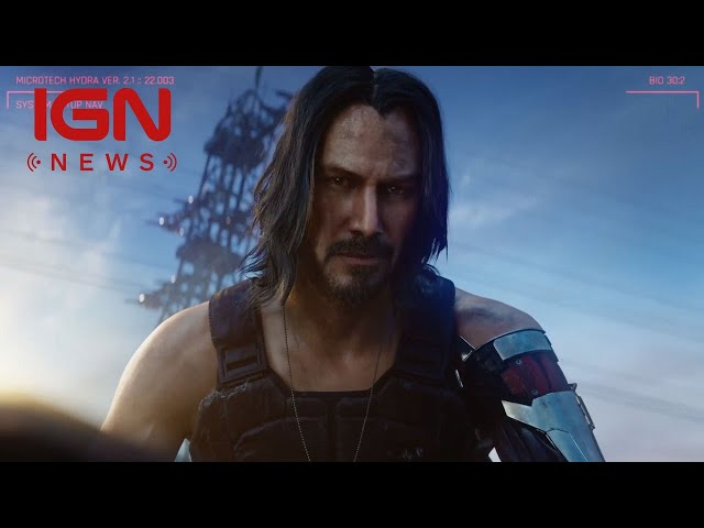 Fans Petition to Make Keanu Reeves Time Person of the Year 2019 - IGN News