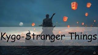 Nightcore-Kygo - Stranger Things ft. OneRepublic (Alan Walker Remix)-(lyric)