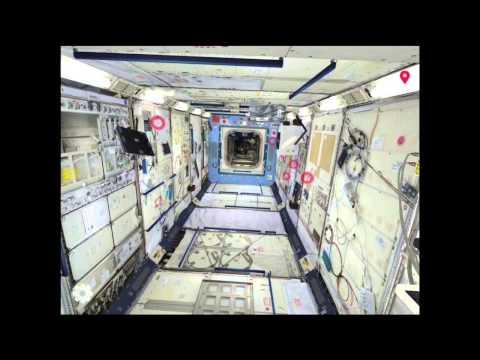 kibo360°アプリ紹介Movie ~スマホで宇宙飛行士体験~