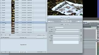 Importing MTS Files (AVCHD) To Final Cut Pro 7