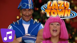 Jolly Holiday Music Video | LazyTown