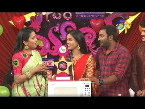 Star Mahila | 14th February 2018| Full Episode | ETV Telugu