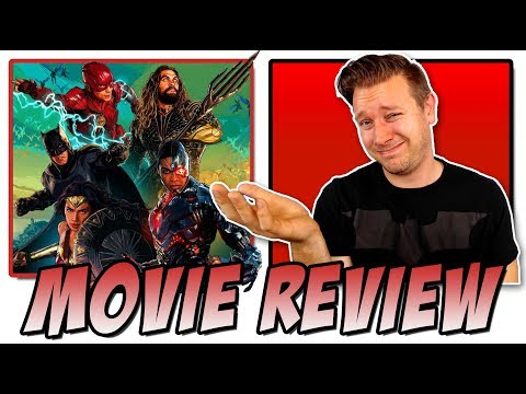 Justice League (2017) - Movie Review (A Zack Snyder & Joss Whedon DCEU Film) streaming vf