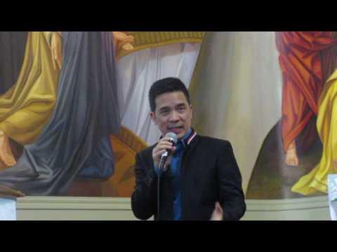 The Singing Priest Fr. Raul Caga