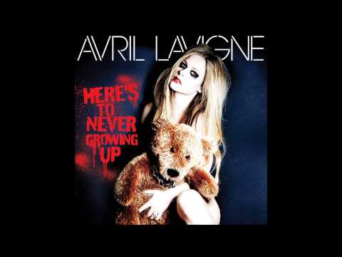 Avril Lavigne - Here's to Never Growing Up (Clean) HQ (no download links)