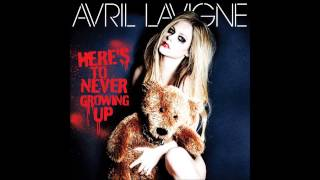 Video Avril Lavigne - Here's to Never Growing Up (Clean) HQ (no download links) download MP3, 3GP, MP4, WEBM, AVI, FLV Juli 2018