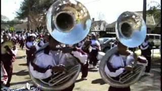2005 Houma, LA Mardi Gras Parade