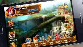 [Trailer] Mộng Tiên - game đấu thẻ bài đầu tiên trên mobile