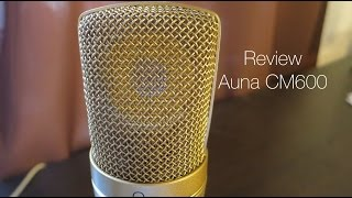 review auna cm600 german deutsch