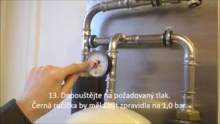 Servis - výměna rotoru čerpadla