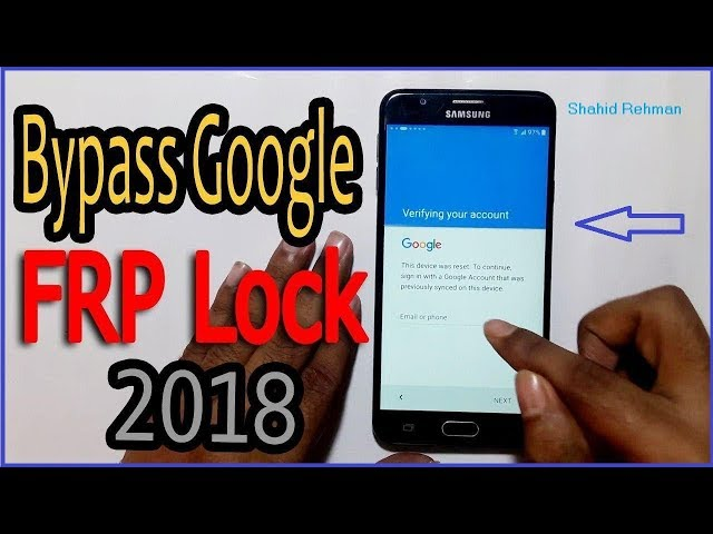 how to remove google frp lock on any phones | how to remove google frp lock on  all phones 2018
