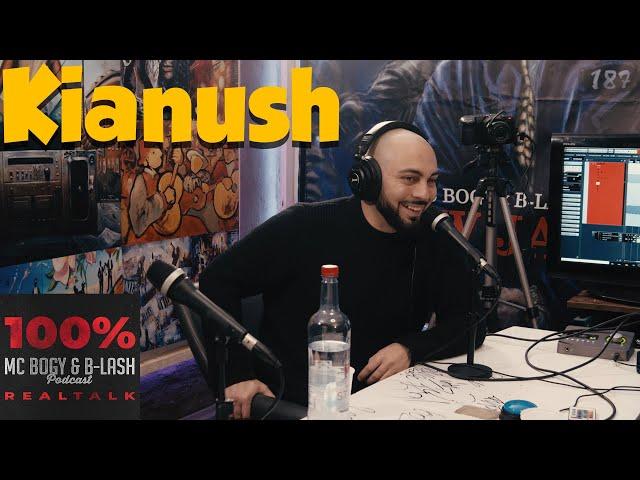 100% Realtalk Podcast #60 | Kianush | UFOs | JFK | Flache Erde | Chemtrails | Sphinx | PA | Jamule