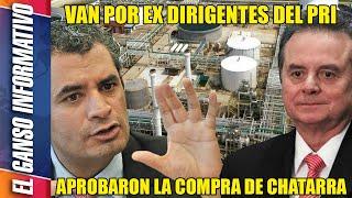 ¡De Último Momento! Investigarán a líderes del PRI por más delitos en Pemex