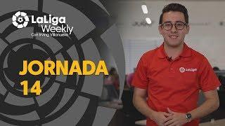 LaLiga Weekly Jornadas 14