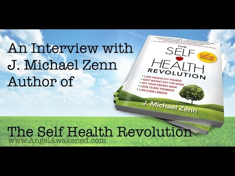 Self Health Revolution Author Michael Zenn