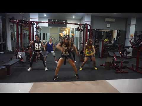 Krippy Kush - Juacko Remix - Zumba Fitness