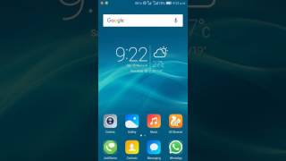 How to change font style huawei honor 4x
