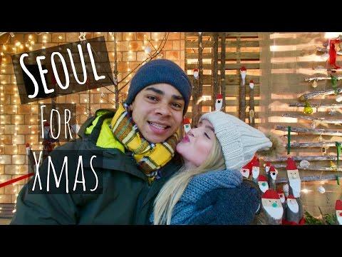 Seoul For Xmas Part 1 | Life in South Korea