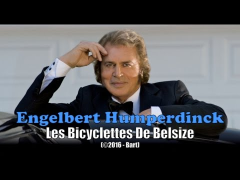Engelbert Humperdinck - Les Bicyclettes De Belsize (Karaoke)