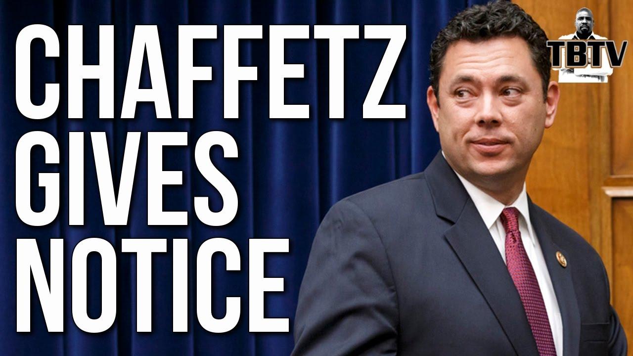 Jason Chaffetz Is Leaving Congress