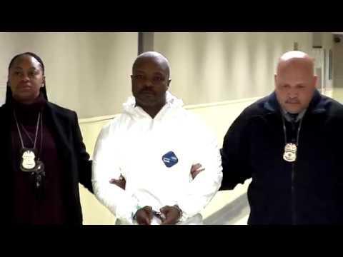 03 07 19 Lamont Stephenson in Custody