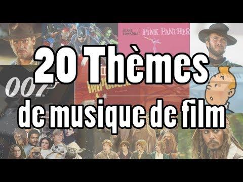 LES PLUS GRANDS THEMES DE MUSIQUE DE FILM AU PIANO
