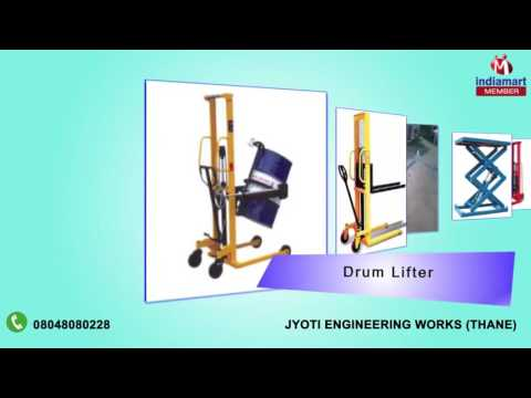 Material Handling Equipments By Jyoti Engineering Works, Thane