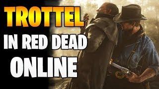 Trottel in Red Dead Redemption 2 Online #2 - Griefen will gelernt sein