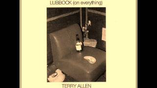 TERRY ALLEN - LUBBOCK WOMAN 1979
