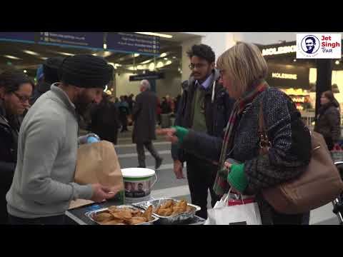 The Jet Singh Trust Fundraising Day for Barnardo's Charity w