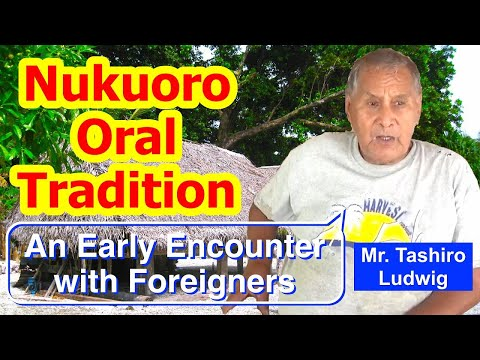 Account of an Early Encounter with Foreigners, Nukuoro